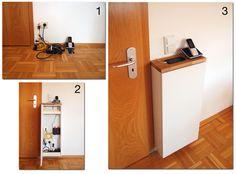 Telefonschrank+TinySideboard+von+BuE+Möbel+auf+DaWanda.com