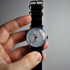 Years - 70s. Vintage watch.