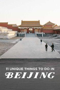 11 Unique Things to Do in Beijing China // localadventurer.com