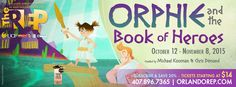 Orphie and the Book of Heroes 2015