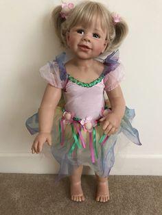 Masterpiece Doll Mia By monika levenig  #Masterpiece