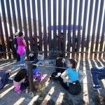 Tracing the U.S. / Mexico Border Wall  Art vs Politics and boundaries.
