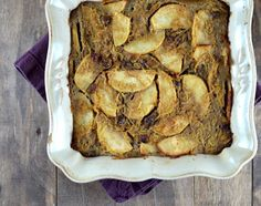 We Jews, we like to make a fuss. Ask any one of us for a recipe for kugel is and you are bound to get as many answers as there are purses in my closet (according to my husband, too many.) The best general description I can give you  is that kugel is a baked pudding of sorts, not that that helps very much. A kugel can be sweet or savory. It can made with noodles, or potatoes, or even other vegetables like zucchini or carrots. Some kugels contain creamy ricotta cheese and sour cream and are…
