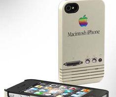 Macintosh iPhone Case - http://tiwib.co/macintosh-iphone-case/ #Gadgets+Accessories