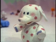 Polka Dot Elephant is my favorite from the Island of Misfit toys!