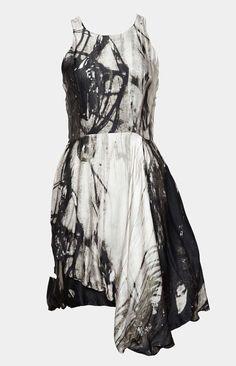 | Morrison  Splatter Paint Dress |
