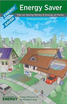 Download this booklet for tons of practical energy saving tips for renters and homeowners. You can download it as a PDF to print out, or for your Kindle, Apple, Android or Nook device. It's free, and it could help you save you a lot of money on energy bills.