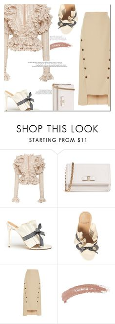"""Easter"" by marinelatadic ❤ liked on Polyvore featuring Salvatore Ferragamo and Topshop"