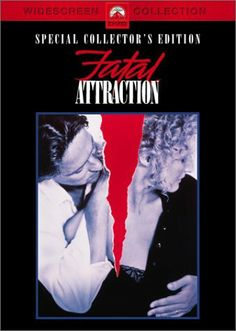 Fatal Attraction, sterke ijzingwekkende film destijds!