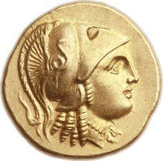 MACEDONIAN KINGDOM. Alexander III the Great (336-323 BC). AV stater (20mm, 8.61 gm, 3h)