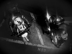 Moto Operacional de Bombeiro