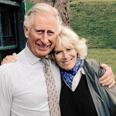 Charles, Prince of Wales and Camilla, Duchess of Cornwall, Clarence House