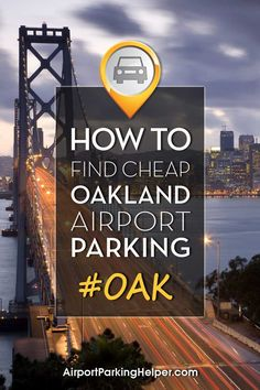Essential ideas for getting affordable OAK airport parking. Click to discover…