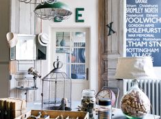 Home Shabby Home:A personal Industrial Chic!
