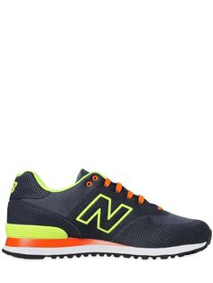 New Balance 574 Techno Mesh Seamless Sneakers