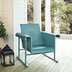 Crosley Retro Chair Glider
