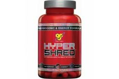 BSN HYPER SHRED 90 capsules + Free Protein bar Price: WAS £61.99 NOW £39.99