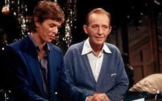 'I hate that song': David Bowie and Bing Crosby duet on Peace on Earth/Little Drummer Boy