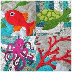 Threadbender's Quilt Shop : Exploring Piecing and Applique: Yes, You Can Do It All