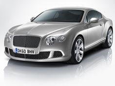 Bentley Continental GT 2012 Wallpaper