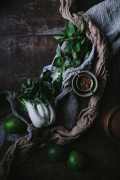 Thai-Style Pork Belly Burgers by Eva Kosmas Flores | Adventures in Cooking