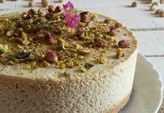 Torta+fredda+al+pistacchio