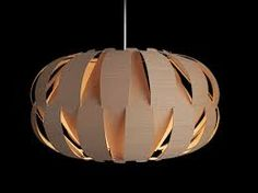 'Origami Lights' (flexible veneer) by Ashbee Design. Origami Lights, Luminaria Diy, Design Origami, Flexible Wood, Beautiful Home Gardens, Deco Luminaire, Wood Lamps, Table Lamps, Mason Jar Lighting