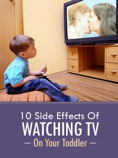 The Good and Bad Effects of TV on Children