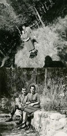 """085. 11-03-1956. Rodolfo y Elena eran novios. """"El noviazgo tuvo su periodo de apogeo entre 1930 y 1950. Luego lentamente comenzó a declinar, en especial en lo que respecta al cumplimiento riguroso de ciertos ritos y etapas"""". El noviazgo tradicional constaba de una sucesión de momentos para el recuerdo: """"la conquista"""" y la llegada a """"la primera cita""""; """"la declaración del hombre"""", el """"sí de la mujer"""" y el """"permiso familiar""""; la formal """"pedida de mano"""" que culminaba con el """"compromiso…"""