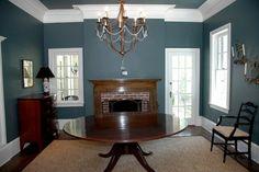 knoxville gray benjamin moore   17,177 dining room benjamin moore Home Design Photos