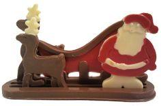 Choco-kerstman.
