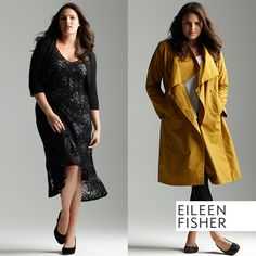 Where's all the Plus-Sized Eco Fashion? Check out this post if you think there are way too few fashion brands who are making eco-friendly clothing for plus-sized women.