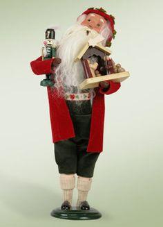 Byers Choice German Santa
