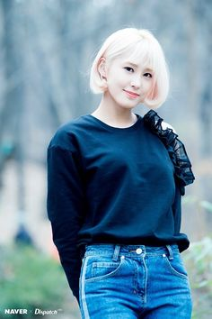 Post with 362 views. Kyla, Eunwoo, Kyulkyung, Sungyeon and Yuha Extended Play, South Korean Girls, Korean Girl Groups, Kang Kyung Won, Pledis Girlz, Kpop Hair, Fandom, Gwangju, Pledis Entertainment