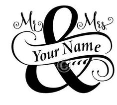 Wooden Mr and Mrs sign, Gold and Silver Glitter, Wedding Decor, Wedding, Mr & Mrs Free Monogram, Monogram Fonts, Monogram Letters, Circle Monogram, Wood Letters, Silhouette Projects, Silhouette Design, Silhouette Fonts, Bird Silhouette