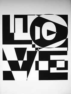 LOVE by Heimo Zobernig