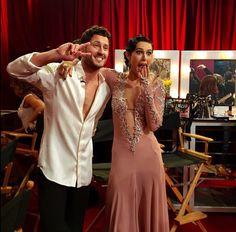 Dancing With the Stars  -  Season champs Val Chmerkovskiy & Rumer Willis  -  Season 20  -  Week-10  -  Spring 2015