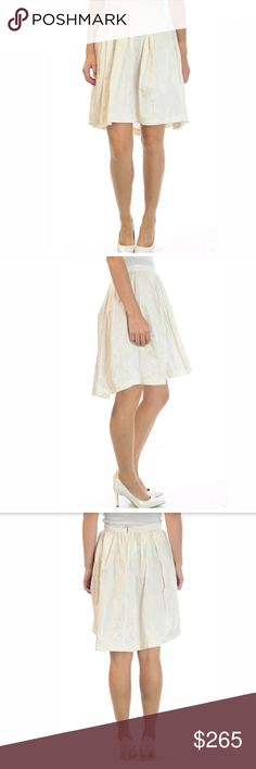 Elizabeth and James Pleated Joan Skirt Elizabeth and James Pleated Joan Skirt Size 2 Needs dry cleaning Wrinkled from storage Classic skirt Elizabeth and James Skirts A-Line or Full