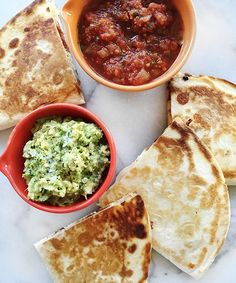 Breakfast Quesadilla Recipe Whats Gaby Cooking