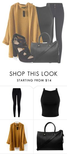 """Outfit #1132"" by sofiaabaarona1998 on Polyvore featuring moda, Miss Selfridge y Paul & Joe"