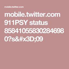 mobile.twitter.com 911PSY status 858410558302846980?s=09