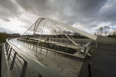 Puente de Sagasta en Logroño. Carlos Fernández Casado, s.l.