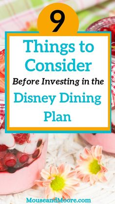 Not sure whether or not the Disney dining plan is worth it? Check out these tips to see if the Disney dining plan makes sense for your budget, including whether to do the two-credit dining experiences, which often include character experiences and in-room dining. Disney travel advice, especially for first time visitors and those with kids.