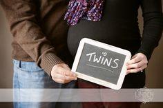 Twins   Maternity Photography   Pregnancy Photos   Prenatal Portrait   Linden Photography + Design