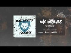Bad Wolves - Zombie (Official Audio) - I like this cover a lot. (Guitar is better in the original though). I like the singers voice in this version better. Cover Songs, Music Covers, Wolf Band, Nostalgic Songs, Dolores O'riordan, New Zombie, Sing Me To Sleep, News Track, Bad Wolf