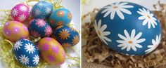 Florals! #Easter #EasterEggs