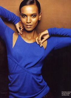 Liya Kebede (November 2003 - March 2010) - Page 55 - the Fashion Spot