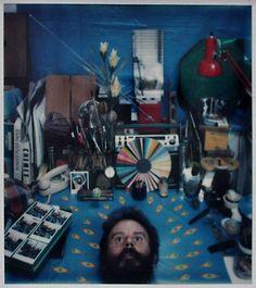 Lucas Samaras<br /><i>Photo-Transformation, July 1, 1976</i>, 1976<br />Polaroid<br />The Rachofsky Collection