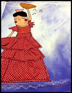O Voo do Pintarriscos: Ilustração de Livros Infantis