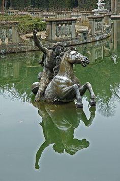 Boboli Gardens at Palazzo Pitti, Florence
